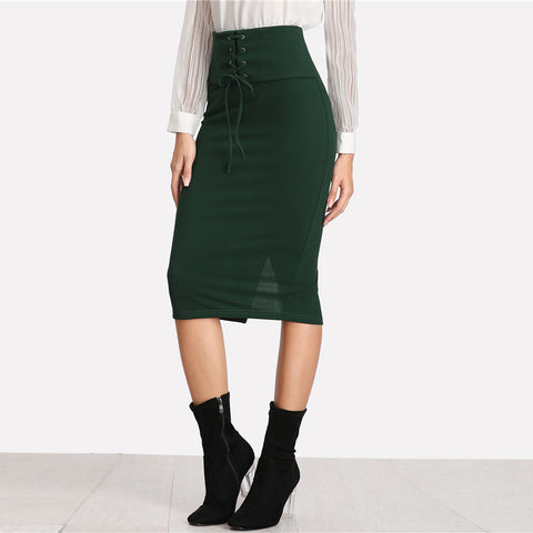 THE OFFICE PARTY PENCIL SKIRT - B ANN'S BOUTIQUE