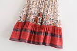 HIPPIE CHICK BOHO SKIRT - B ANN'S BOUTIQUE