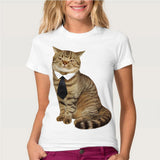 CAT ADVENTURES T-SHIRT - B ANN'S BOUTIQUE