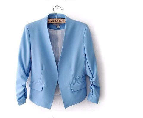 THE OFFICE CUTIE BLAZER - B ANN'S BOUTIQUE