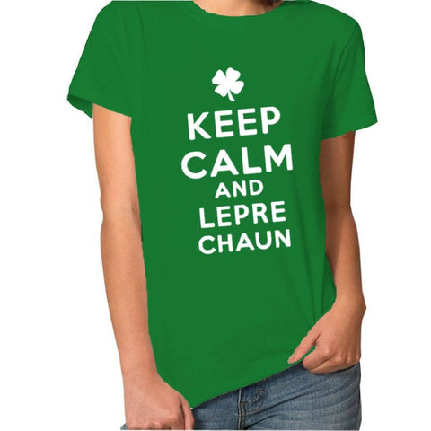 KEEP CALM TEE - B ANN'S BOUTIQUE