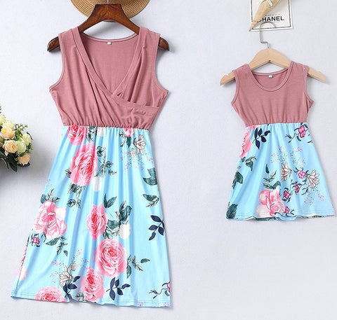 THE MINIATURE ROSE DRESS SET
