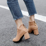 UPTOWN CHICK ANKLE BOOTIE