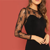 LADY IN BLACK - B ANN'S BOUTIQUE