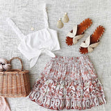 THE BOHO BABE SKIRT SET - B ANN'S BOUTIQUE
