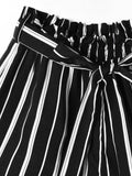 THE STRIPES ARE RIGHT SHORT - B ANN'S BOUTIQUE