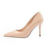 THE PATENT PUMP CLASSIC - B ANN'S BOUTIQUE