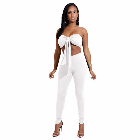 SYDNI SEXY PANTS SET - B ANN'S BOUTIQUE