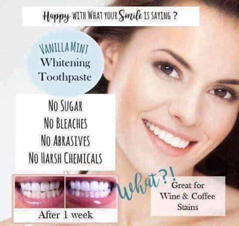 BEST WHITENING TOOTHPASTE ON THE MARKET - B ANN'S BOUTIQUE