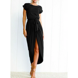 THE HIGH SPLIT MAXI - B ANN'S BOUTIQUE