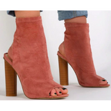 THE SLINGBACK BOOTIE - B ANN'S BOUTIQUE