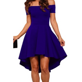 THE SEXY SKATER MIDI DRESS - B ANN'S BOUTIQUE