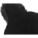 WOOLEN KNITTED KITTEN HAT - B ANN'S BOUTIQUE