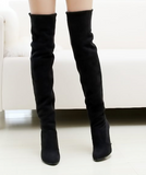 WOMENS OVER THE KNEE BOOTS - B ANN'S BOUTIQUE