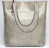 WOMENS LEATHER TOTE - B ANN'S BOUTIQUE