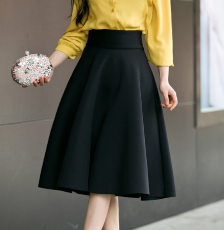 A+ SKIRT - B ANN'S BOUTIQUE