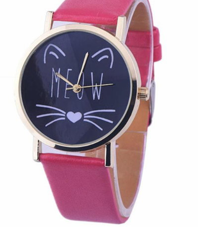MEOW FASHION WATCH - B ANN'S BOUTIQUE