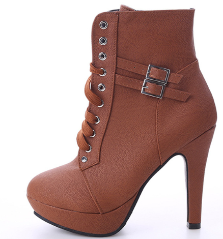 BUCKLE ANKLE BOOTIE - B ANN'S BOUTIQUE