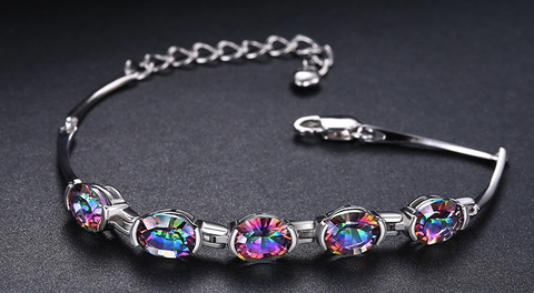 OVER THE RAINBOW BRACELET - B ANN'S BOUTIQUE