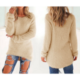 CUTE OVERSIZE PULLOVER SWEATER - B ANN'S BOUTIQUE