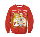 UGLY CHRISTMAS SWEATER - B ANN'S BOUTIQUE