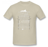MOTHER OF CATS -- KHALESSI T-SHIRT - B ANN'S BOUTIQUE
