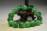GREEN WITH ENVY BEADED BRACELET - B ANN'S BOUTIQUE