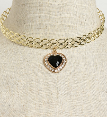 METAL READY CHOKER