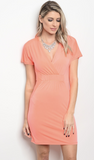ORANGE BLOSSOM DRESS - B ANN'S BOUTIQUE