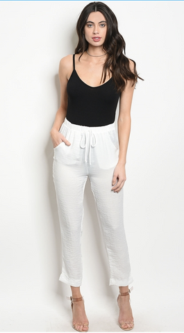 ANN'S ANKLE PANTS - B ANN'S BOUTIQUE