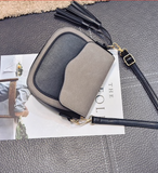 TASSEL MESSENGER CROSSBODY - B ANN'S BOUTIQUE