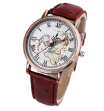 BACK AROUND THE WORLD WATCH - B ANN'S BOUTIQUE