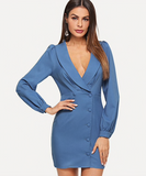 IT'S BUSINESS AS USUAL DRESS - B ANN'S BOUTIQUE