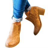 THE COWGIRL ANKLE BOOTIE - B ANN'S BOUTIQUE