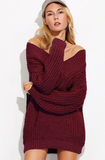 LONG AUTUMN NIGHTS PULLOVER - B ANN'S BOUTIQUE