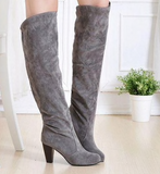 THE NELLIE KNEE-HIGH BOOTS