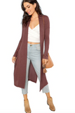 LILY LONG CARDIGAN - B ANN'S BOUTIQUE