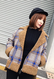 PLAID & PLAYFUL WOOL BLEND COAT - B ANN'S BOUTIQUE