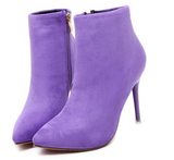 STEP THIS WAY BOOTIES - B ANN'S BOUTIQUE