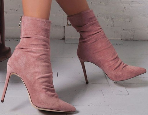 HIGHER LIMIT BOOTIES - B ANN'S BOUTIQUE