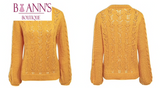 STACY SWEATER - B ANN'S BOUTIQUE