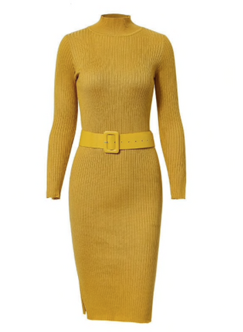 SANSA SWEATER DRESS - B ANN'S BOUTIQUE