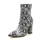 SNAKE CHARMER BOOTIE - B ANN'S BOUTIQUE