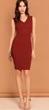 LADY IN  RED - B ANN'S BOUTIQUE