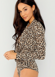 LOVELY IN LEOPARD BODYSUIT - B ANN'S BOUTIQUE