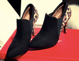 ANIMAL INSTINCT BOOTIE - B ANN'S BOUTIQUE