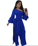 DANCE THE NIGHT AWAY JUMPSUIT - B ANN'S BOUTIQUE