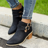WEATHER THE STORM BOOTIE - B ANN'S BOUTIQUE