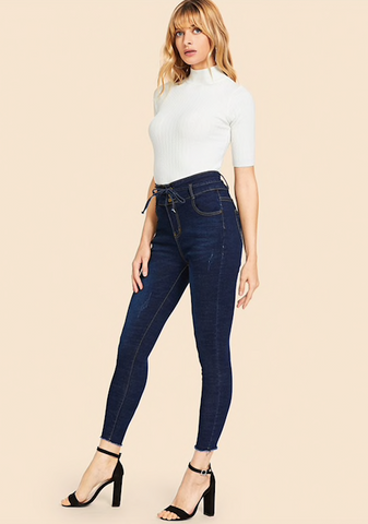 SHAE SKINNY JEANS - B ANN'S BOUTIQUE