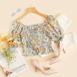 FLORAL FABULOUS SKIRT SET - B ANN'S BOUTIQUE